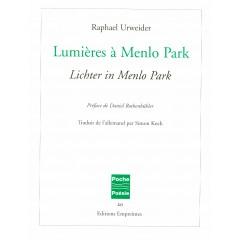 Lumières à Menlo Park, Raphael Urweider